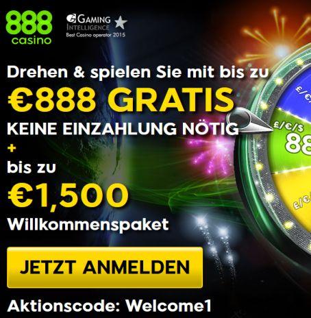 was ist 888 casino serios
