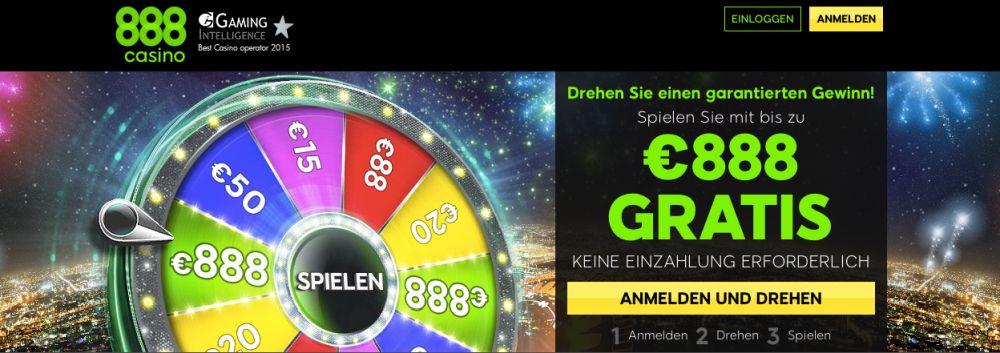 888 casino freispiele