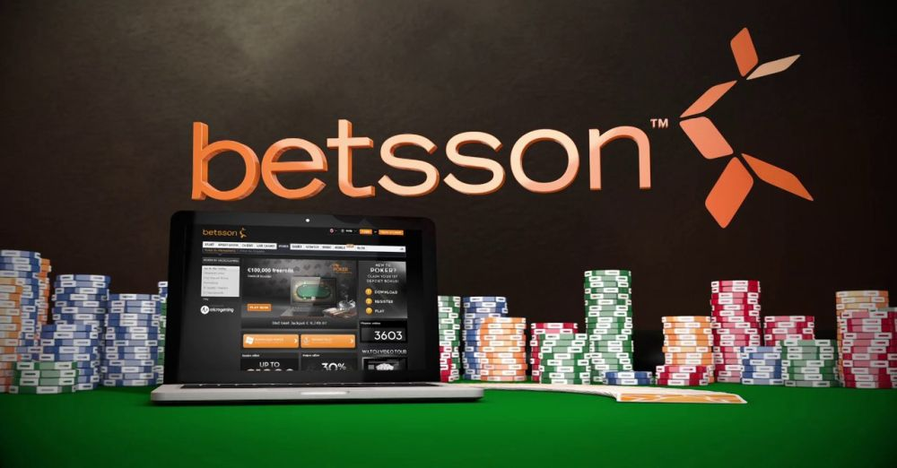 Betsson Casino Bonus Code