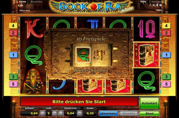 novoline online casino spiel book of ra
