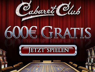 Cabaret Club 600€ gratis