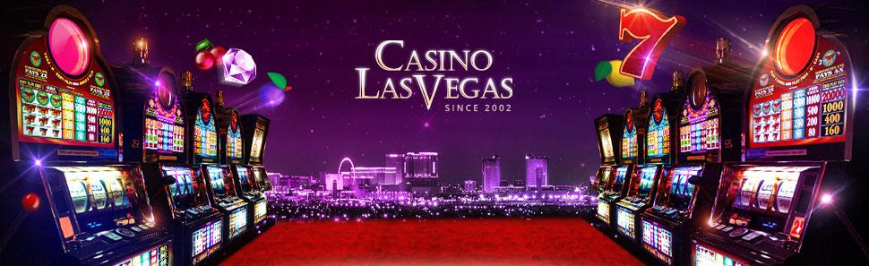 Casino Las Vegas Bonus Banner