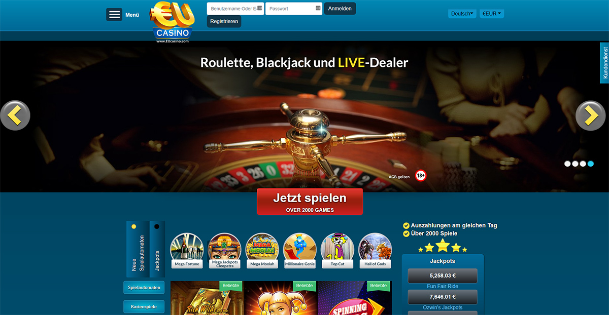 Bovada poker site