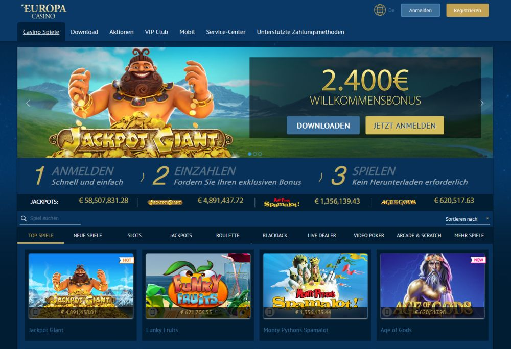 im online casino geld verdienen casino international