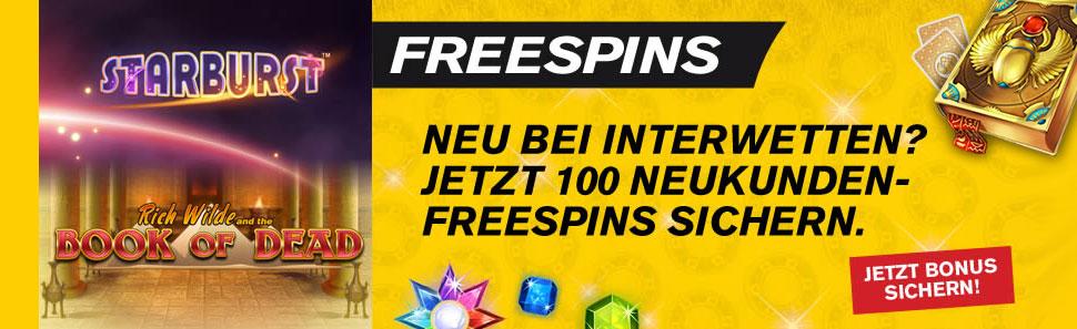 InterWetten Bonus Vorschau