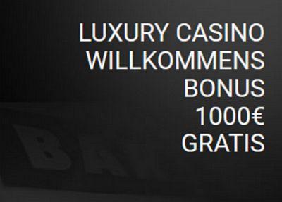 Luxury Casino Testbericht und Erfahrung