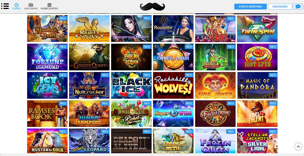 die besten spielautomaten online
