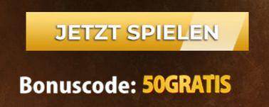 NetBet Bonuscode: 50GRATIS