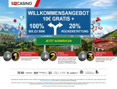 Swiss Casino Bonus