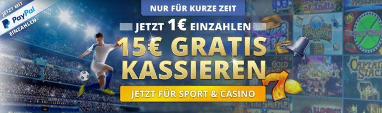 Casinos Mit Startguthaben Die Besten