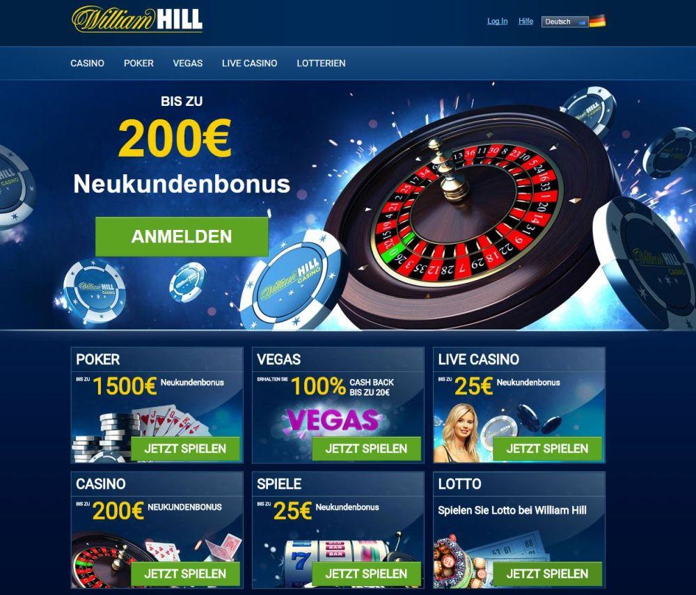 william hill casino bonus ohne einzahlung